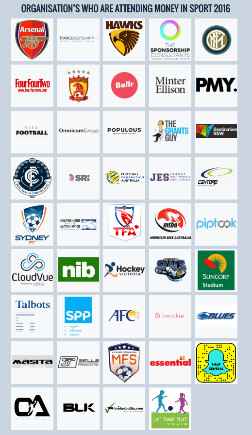 logos Money In Sport