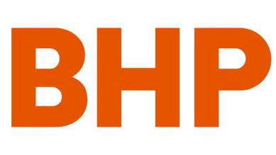 BHP new logo